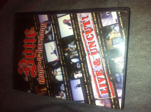 Bone thugs n harmony ,live and uncut Dvd
