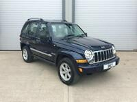 2006 Jeep Cherokee 3.7 V6 Limited Station Wagon Auto 4x4 5dr