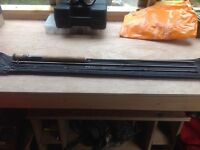 Thor carbon fly rod 10ft 4pc #5/6 excellent condition