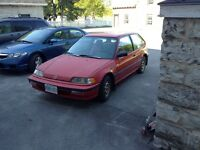 1990 Honda Civic DX Hatchback