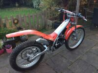 GasGas big wheel 80cc