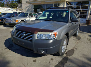 2007 Subaru Forester Columbia Edition Certified and Etested