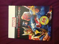 Marvel origins story book set