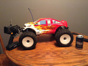 Nitro Rc truck Kitchener / Waterloo Kitchener Area image 1