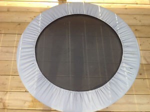 Small 38 inch Indoor Workout Trampoline