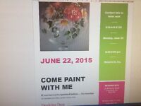 Come Paint with Me!