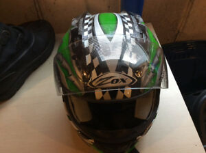 Zox full face helmet