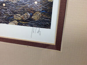 Numbered/signed Hebert Pikl print Cambridge Kitchener Area image 7