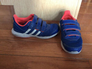 Adidas shoes - boys size 3