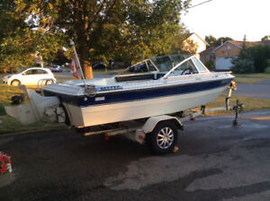 Boat and Trailer-PRICE REDUCED-Sept 21