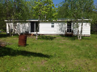 Camp/mini home for sale Cherryvale, near Canaan river