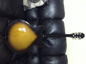 Great looking guitar Epiphone Gibson only 350 London Ontario image 4