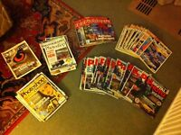 Loads of photography magazines
