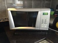 Cookworks 700W Silver Microwave £20 ONO