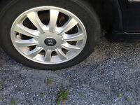 Hyundai 16 inch OEM rims