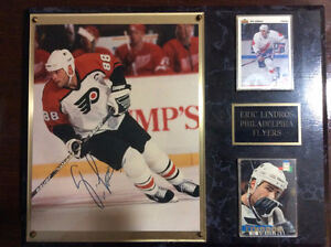 Eric Lindros Autograph