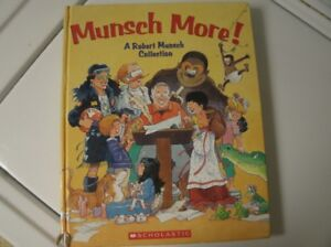 Robert Munsch Treasury Book