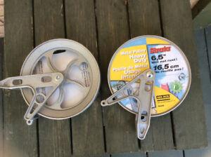 """Set of New Ben-Mor clothesline pulleys 6 1/2"""""""