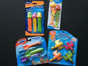 Pool and swimming toys
