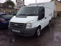 FORD TRANSIT, LOW MILES!! **ARCTIC COMMERCIALS**