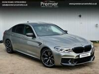 2018 M BMW M5 4.4 M5 COMPETITION 4D 617 BHP