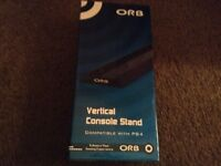 Vertical console stand for PlayStation 4 BRAND NEW