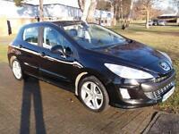 2008 58 PEUGEOT 308 1.6 SPORT 5D 118 BHP