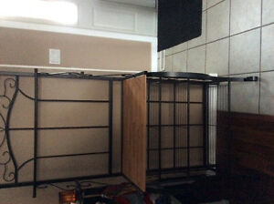 Microwave stand with shelving
