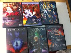 Anime Movies DVD