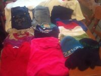 20 piece brand name clothing lot