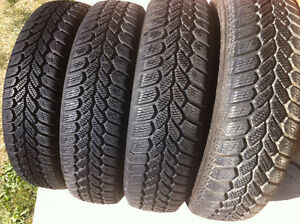 155/80/R13,Semperit Tires All Most New For Sale