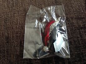 Penguin brooch new