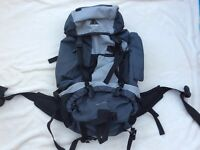 Eurohike wilderness 55 litre rucksack in great condition ready for travels