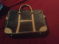 Business bag for files and/or laptop