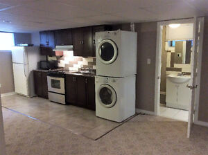 Two bedroom basement for rent- Separate Entrance $1000.00