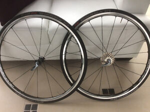 Roues Dura-ace C24 WH-900 2016