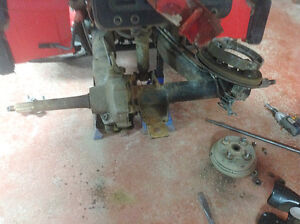 LOOKING FOR REAR AXLE FOR YAMAHA TIMBERWOLF