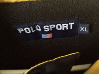vintage polo sport winter jacket xl