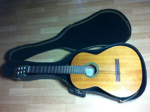 guitare classique kamouraska