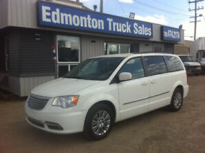2013 CHRYSLER TOWN N COUNTRY STOW N GO