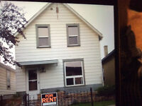 Cute storey and a half home in Inglewood for rent