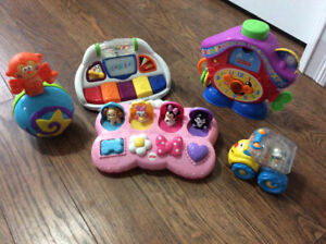 Fisher toys