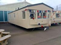 Static Caravan Clacton-on-Sea Essex 2 Bedrooms 6 Berth Willerby Richmond 2007