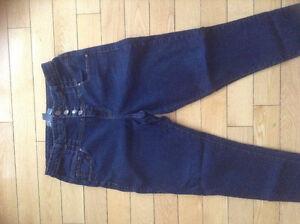 Jeans, legging et jupe jeans