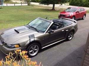 Mustang gt 2002 convertible automatic