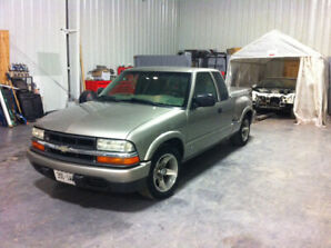 2003 s10 only 39k Rust free