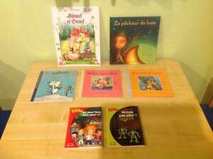 Livres pour enfants à l'état neuf!
