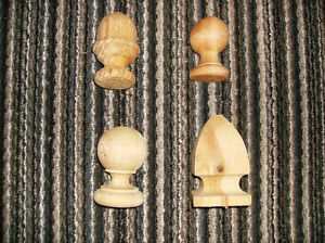 fence post  toppers Cornwall Ontario image 1