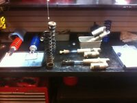 ATV / UTV / Side by Side Suspension Experts