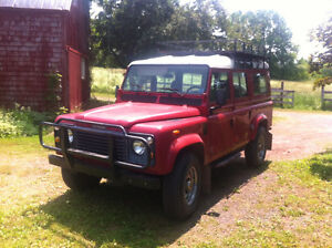 Land Rover Defender PRICE REDUCED FOR QUICK SALE